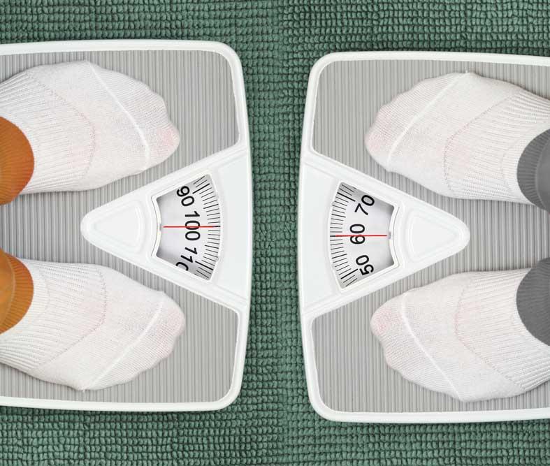 Test Obesidad Nutrigenético